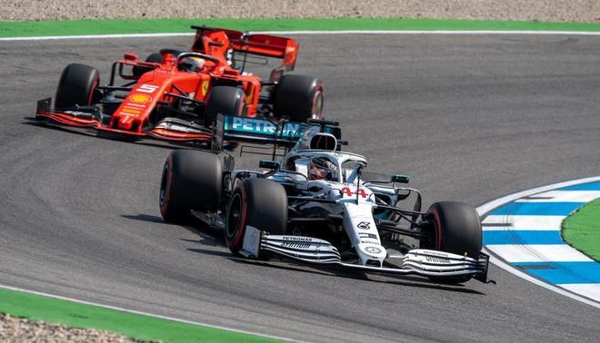 GP Alemania F1 2019, horario y dónde ver la carrera este fin de...