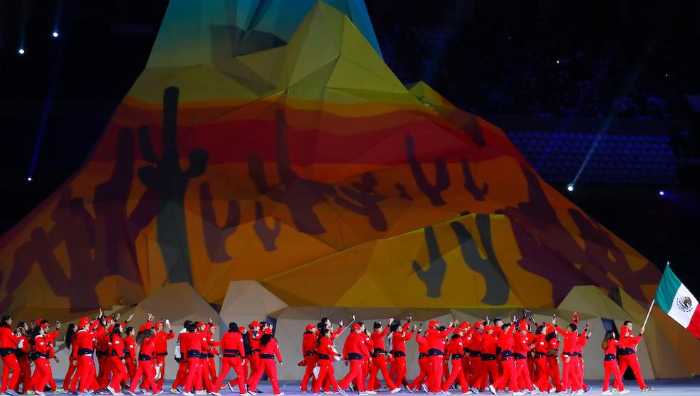 Lima se convirtió en la capital de América en la ceremonia de...