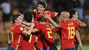 España - Portugal: horario y dónde ver hoy por TV la final del...