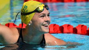 Sayna Jack, la nadadora australiana que dio positivo antes de los...
