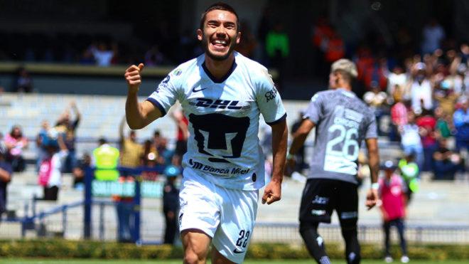 Pumas, Santos y Atlas lideran el torneo.
