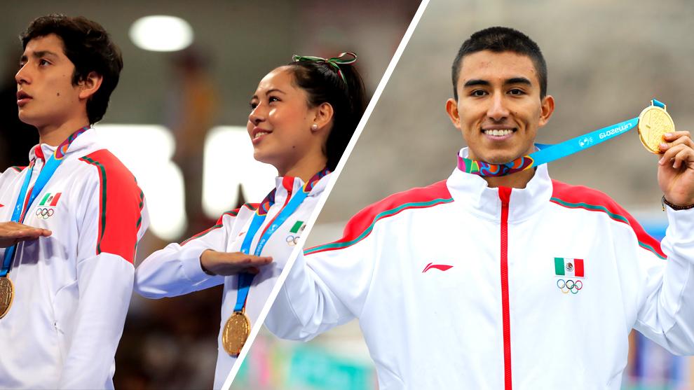 Resultado de imagen para medallas mexicanos en panamericanos