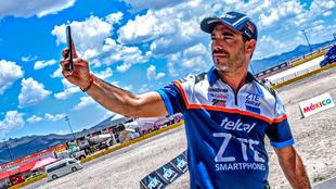 Rubén Pardo, piloto mexicano con más de 20 años de experiencia.
