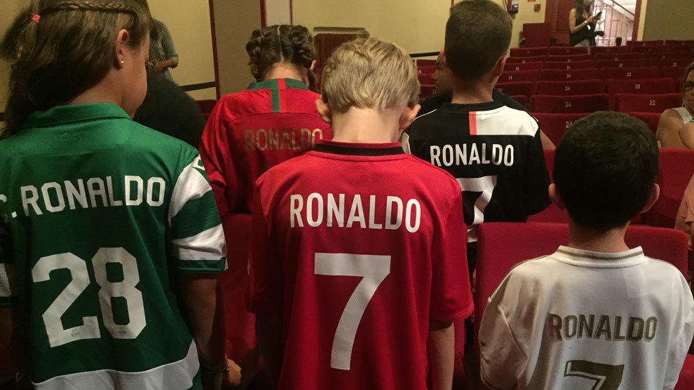 size 40 6ce5d 48b2c Cristiano Ronaldo at MARCA Legend gala: I also feel sad for ...