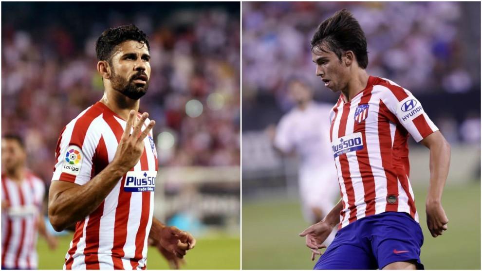 La conexión entre Costa y Joao viene siendo palpable desde el primer...