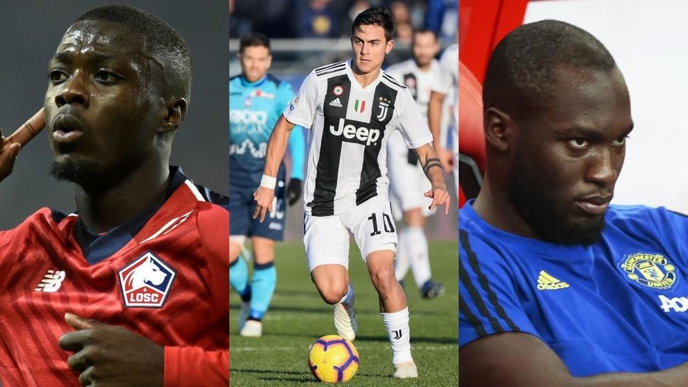 newest 028ad 04456 Transfer Market: Tuesday's transfer round-up: Nicolas Pepe ...