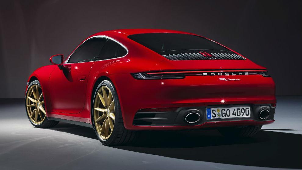 Nuevo Porsche 911 Carrera Coupé y 911 Carrera Cabriolet