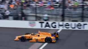 Honda y McLaren, asociados en la Indy.