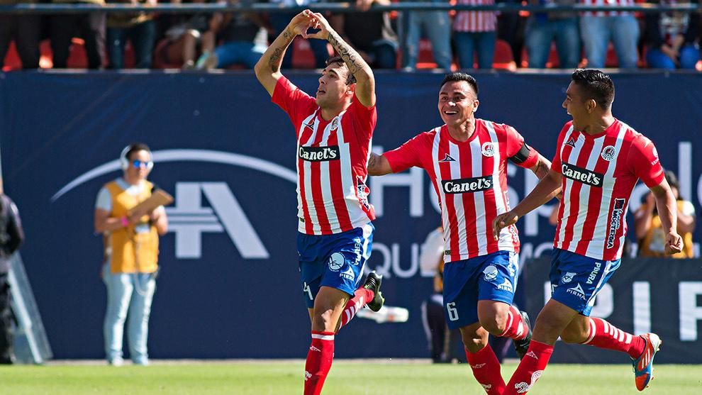 """Atlético San Luis: Carlos Rodríguez: """"Hay que disfrutar el partido ..."""