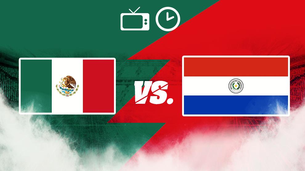 Juegos Panamericanos 2019 Calendario Futbol.Juegos Panamericanos 2019 Mexico Vs Paraguay Horario Y