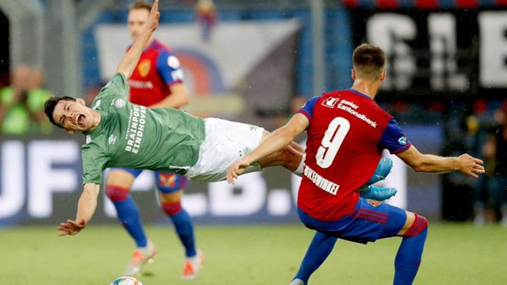 PSV no levanta cabeza y dice adiós a la Champions League