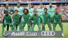 El primer once del Madrid con la tercera equipación de la temporada...