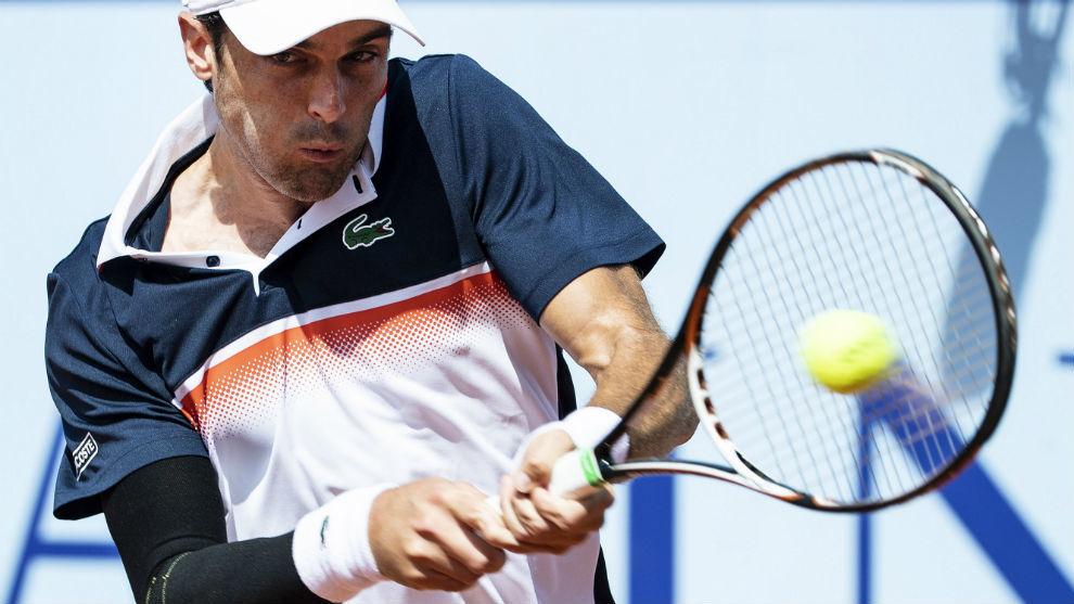 Tenista Albert Ramos avanza a las semifinales del Torneo de Kitzbühel