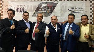 Se presentó el F4 NACAM Championship en México.