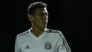 Héctor Moreno habla de su fichaje con el Al Gharafa.
