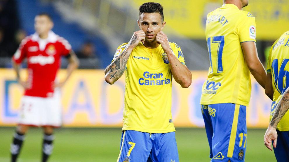 Rubén Castro no llega a un acuerdo con Las Palmas