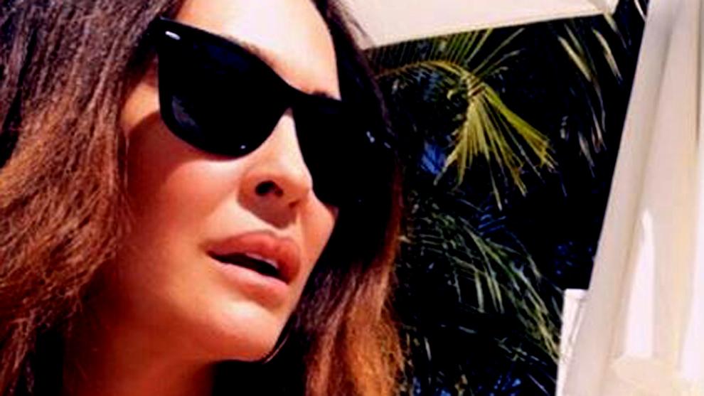 Vicky Martín Berrocal sube la temperatura con este sensual posado en...