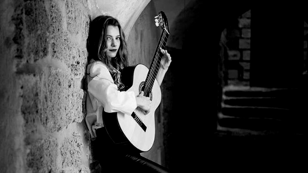 Noa Drezner, la excelente guitarrista flamenca de Israel