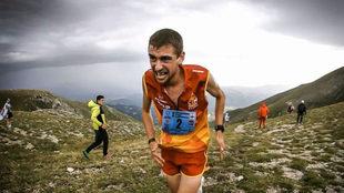 Daniel Osanz, campeón del mundo.