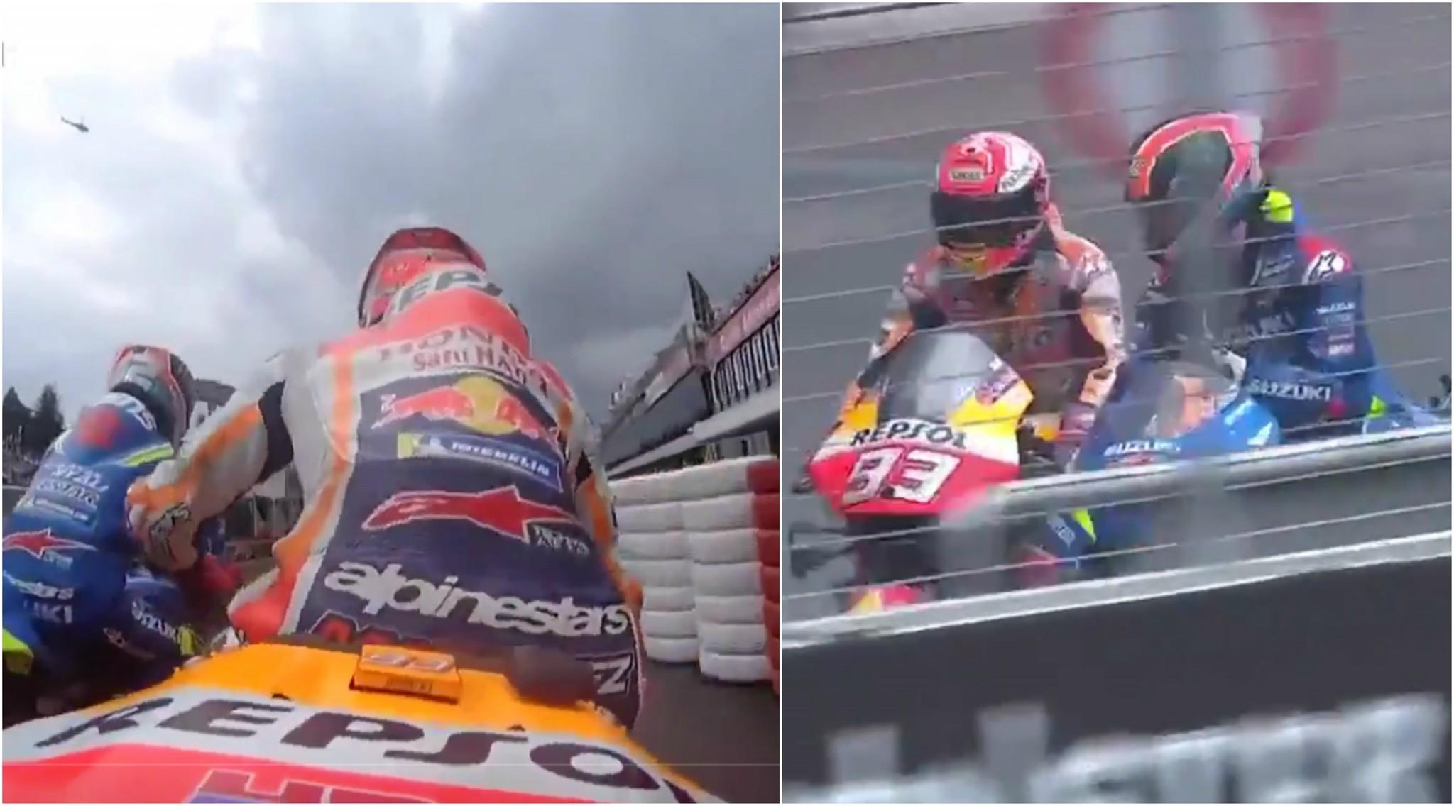 Marquez equals Doohan's MotoGP pole record at Czech GP