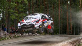 Cuarta victoria del año para el piloto báltico.