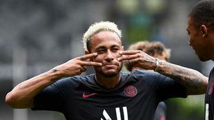 Neymar, en una imagen de archivo.