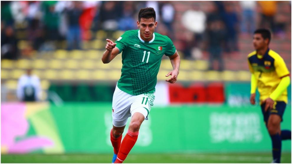 Juegos Panamericanos 2019 Calendario Futbol.Panamericanos Lima 2019 Futbol Mauro Lainez Brilla En Los