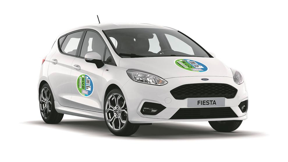 El Ford Fiesta estrena versión GLP