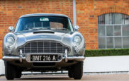 1965 Aston Martin DB5 Bond Car