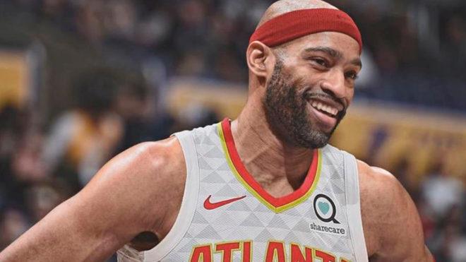 Vince Carter acuerda con Hawks jugar última temporada en la NBA — Fuente