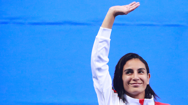 Espinosa se despidió de Lima 2019 con una medalla.