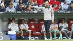 Real Madrid - Red Bull Salzburgo: alineaciones probables