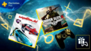 'Wipeout Omega Collection' y 'Sniper Elite 4'