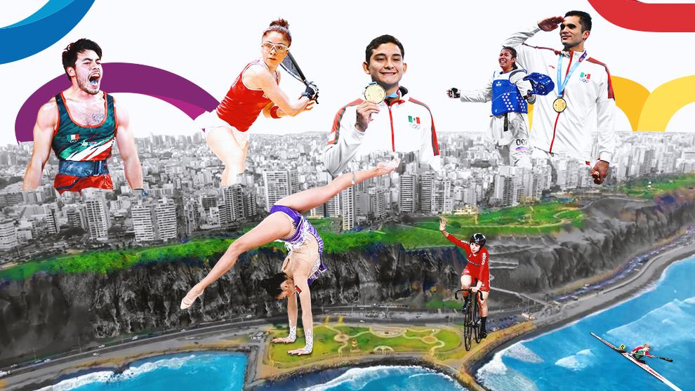 Hisórica actuación de México en Lima 2019