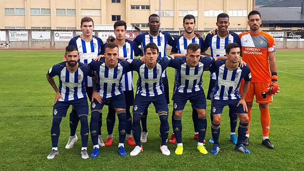 Once titular del equipo de Bolo en Calabagueiros
