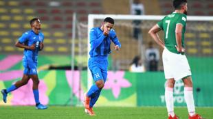México fue eliminado en penaltis contra Honduras en semifinales del...
