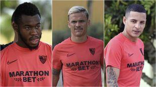 Gnanon, Roque Mesa y Arana, los futbolistas apartados irregularmente...