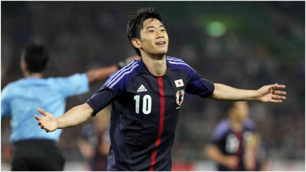 Kagawa, nuevo jugador del Zaragoza — Oficial