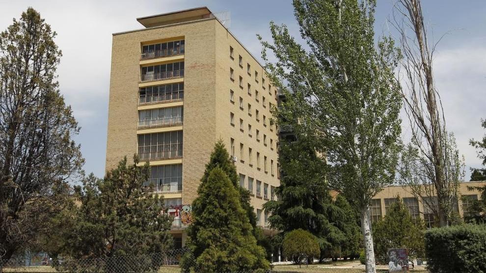 La Residencia Joaquín Blume, hogar de deportistas