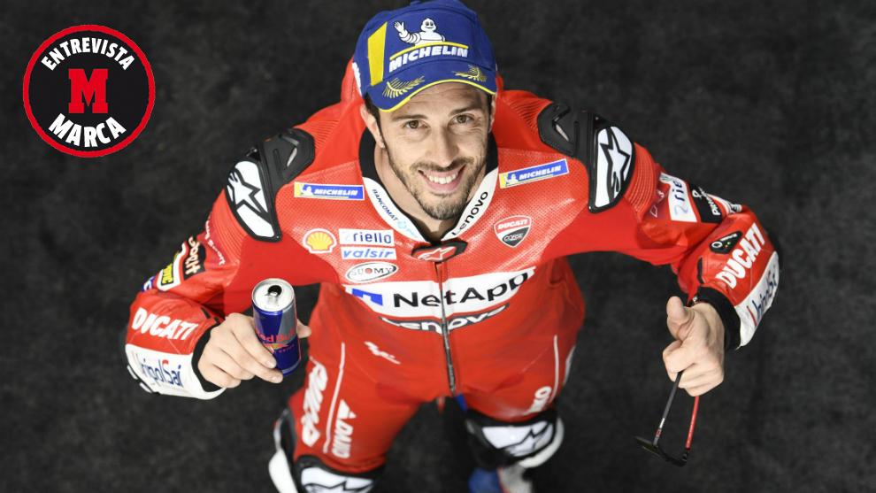 Andrea Dovizioso.