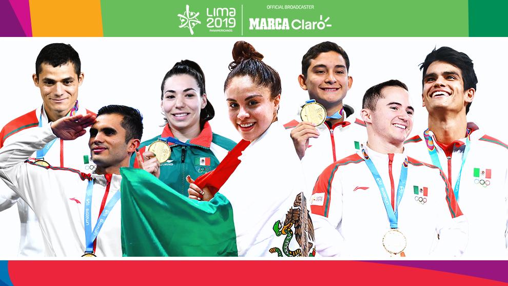 Histórica actuación de México en Juegos Panamericanos
