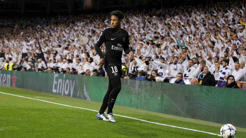 Real Madrid: Neymar Empieza A Verse De Blanco