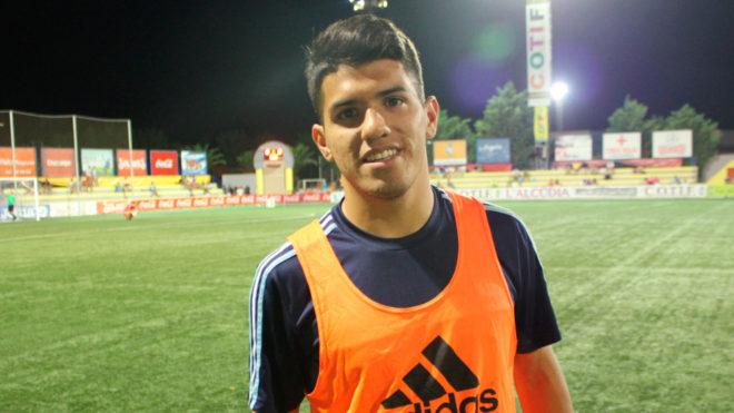 Debutó en el 2016 con Independiente