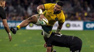 Australia ganó 47-26 en Perth