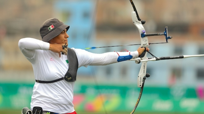 Alejandra Valencia tendrá actividad en el Arco Recurvo individual.