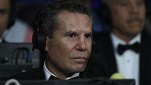 Julio César Chávez habló sobre el triunfo de su hijo