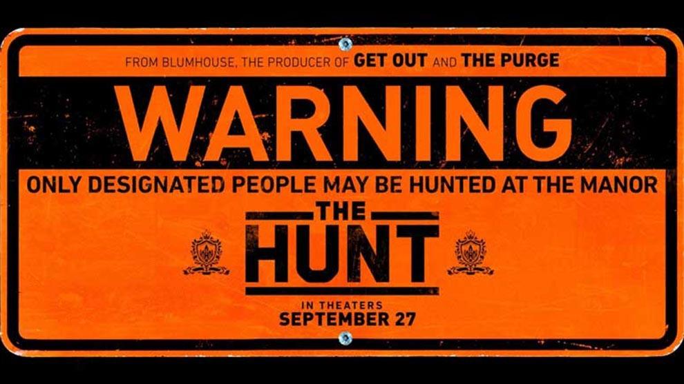 cancelan estreno the hunt