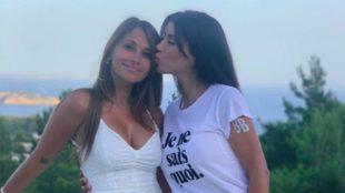 Antonela Roccuzzo y Daniella Semaan mantienen una bonita amistad a...