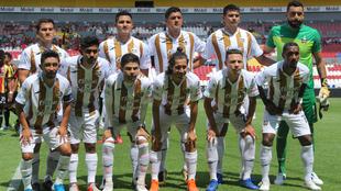 Los Cafetaleros de Chiapas fueron víctimas de robo en el Estadio...