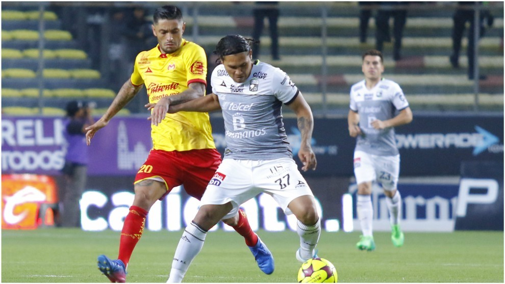 El 'Gullit' Peña está cerca del Morelia, regresaría a la Liga MX